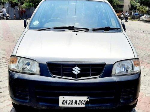 Used Maruti Suzuki Alto 2006 MT for sale in Bangalore