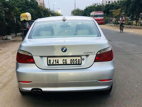 Used BMW 5 Series 525i 2008, Petrol AT for sale in Jaipur