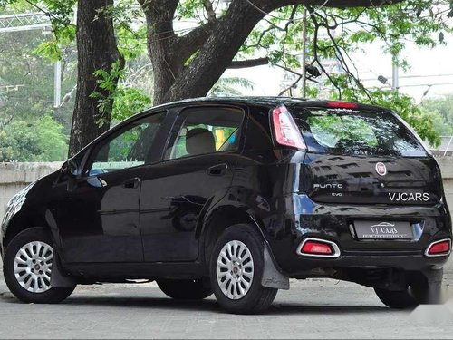 Fiat Punto Evo Dynamic 1.2, 2015, Petrol MT for sale in Chennai-9