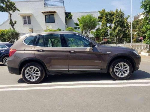 Used BMW X3 2011 AT for sale in Ahmedabad