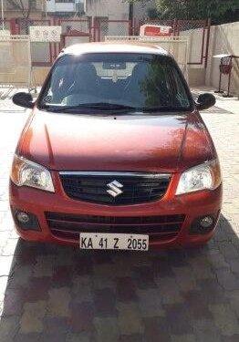 Used Maruti Suzuki Alto K10 2013 MT for sale in Bangalore