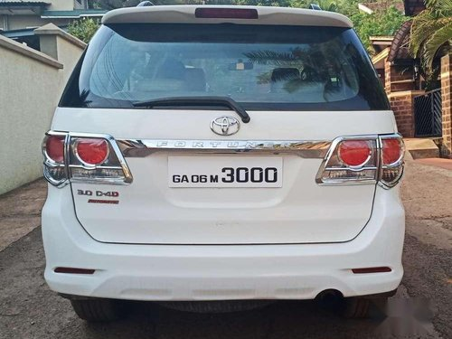 Used Toyota Fortuner 2013 AT for sale in Ponda