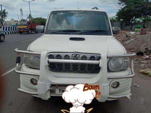 Mahindra Scorpio SLE BS-III, 2007, Diesel MT for sale in Chennai