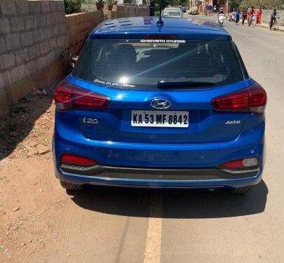 Used Hyundai Elite i20 2018 MT for sale in Bangalore