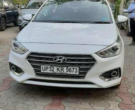 Used 2019 Hyundai Verna MT for sale in Lucknow