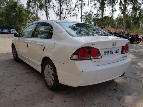 Used 2009 Honda Civic MT for sale in Hyderabad