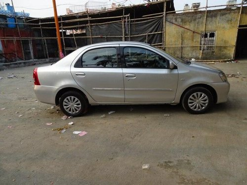 Used Toyota Platinum Etios GD 2013 MT for sale in Kolkata