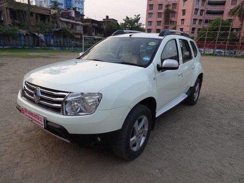 Used Renault Duster 2013 MT for sale in Kolkata