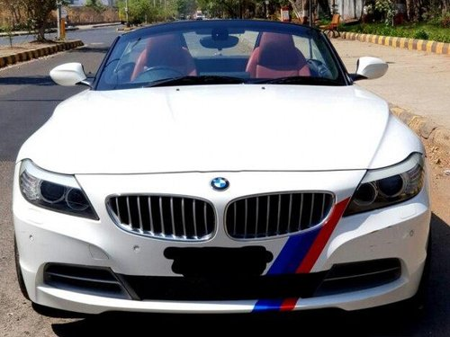 Used BMW Z4 2011 AT for sale in Pune