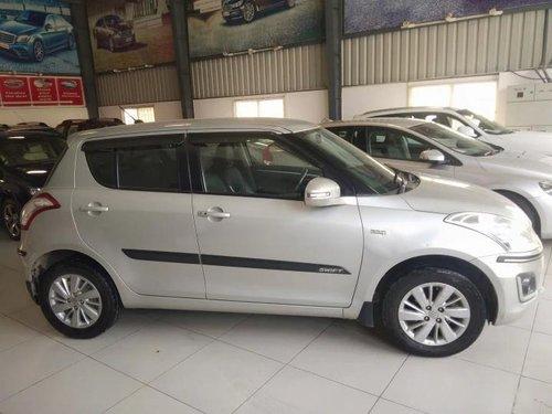Used Maruti Suzuki Swift 2018 MT for sale in Bangalore