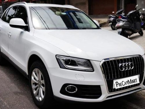 Used 2015 Audi Q5 AT for sale in Bangalore