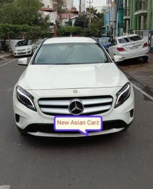 Used 2015 Mercedes Benz GLA Class AT in Bangalore