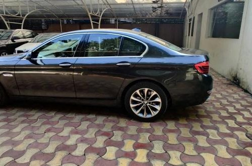 Used BMW 5 Series 2015 AT for sale in Hyderabad -4