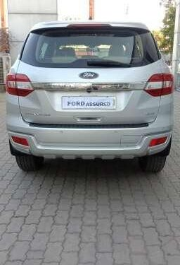 Ford Endeavour, 2017, Diesel AT for sale in Panchkula