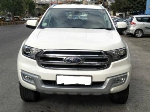 2016 Ford Endeavour 3.2 Trend 4X4 AT for sale in Mumbai