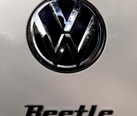 Used Volkswagen Beetle 1.4 TSI 2017 AT for sale in New Delhi
