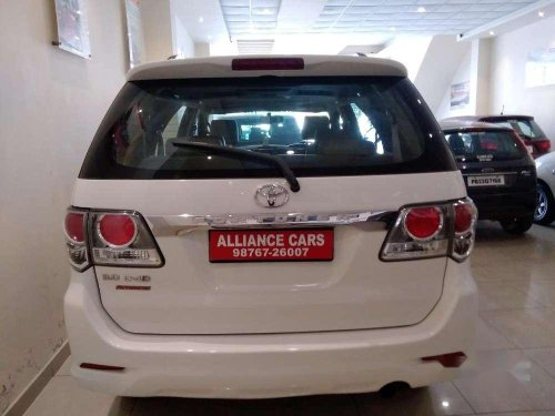 Used 2014 Toyota Fortuner AT for sale in Ludhiana