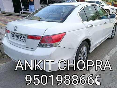 2009 Honda Accord MT for sale in Chandigarh