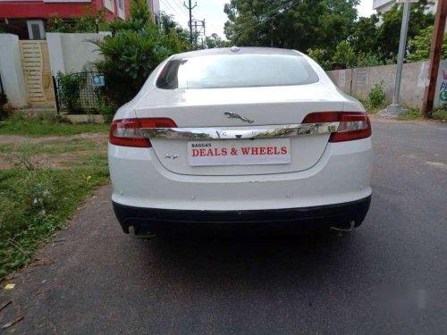 Jaguar XF Diesel S V6, 2011, Diesel AT for sale in Hyderabad