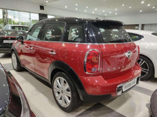 Used Mini Cooper D 2014 AT for sale in Hyderabad