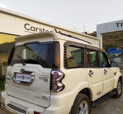 2016 Mahindra Scorpio S10 7 Seater AT for sale in Pune
