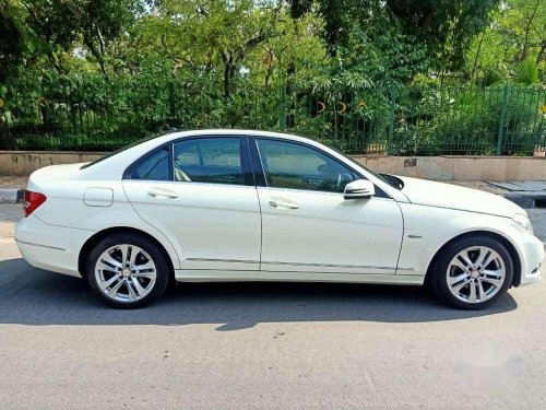 Used 2012 Mercedes Benz C-Class AT for sale in Gurgaon