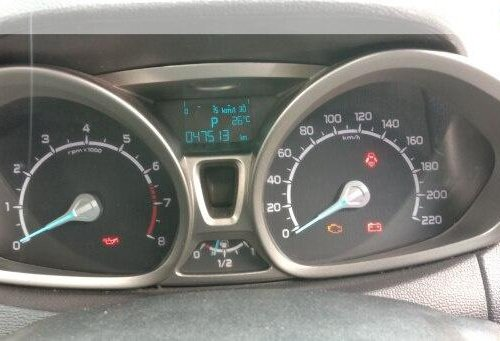 Ford EcoSport 1.5 Petrol Titanium 2014 AT for sale in Panchkula