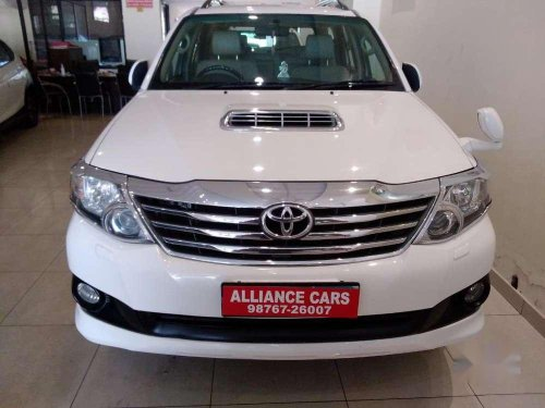 Used 2014 Toyota Fortuner AT for sale in Ludhiana-9