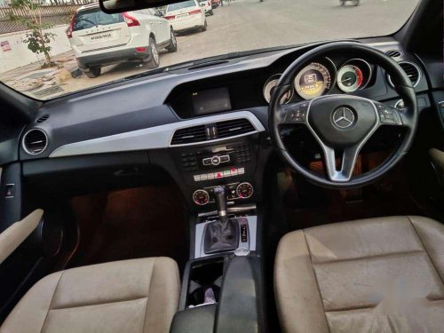 Used 2012 Mercedes Benz C-Class 220 AT for sale in Hyderabad