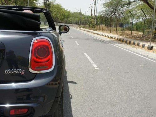 Used 2018 Mini Cooper Convertible S AT for sale in Gurgaon