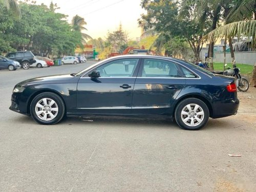 Used Audi A4 2.0 TDI 2011 AT for sale in Mumbai