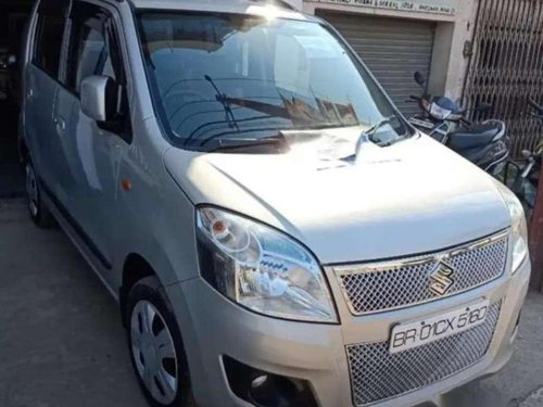 Used 2016 Maruti Suzuki Wagon R VXI MT for sale in Patna
