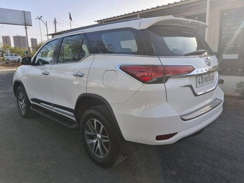 2017 Toyota Fortuner 2.8 4WD AT for sale in Ahmedabad