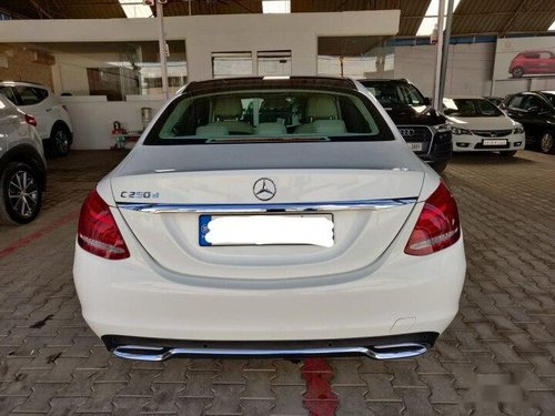 2017 Mercedes-Benz C-Class C 250 CDI Avantgarde AT for sale in Bangalore