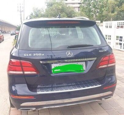 Used 2016 Mercedes Benz GLE AT for sale in Bangalore