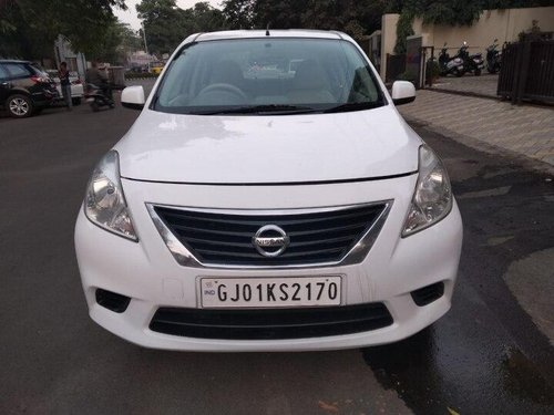 2012 Nissan Sunny Diesel XL MT for sale in Ahmedabad