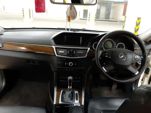 2010 Mercedes Benz E Class AT for sale in Ahmedabad
