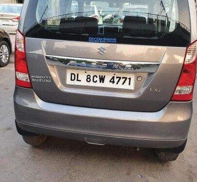 Used 2012 Maruti Suzuki Wagon R LXI MT for sale in New Delhi