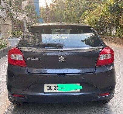Used 2016 Maruti Suzuki Baleno Zeta MT for sale in New Delhi