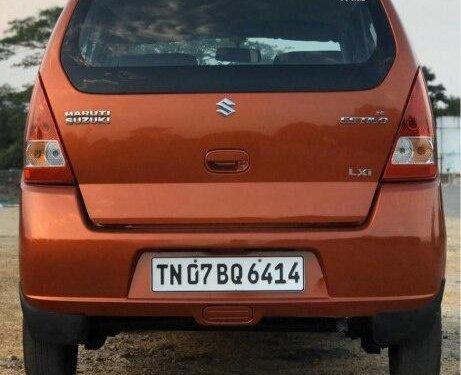 2012 Maruti Suzuki Zen Estilo MT for sale in Chennai