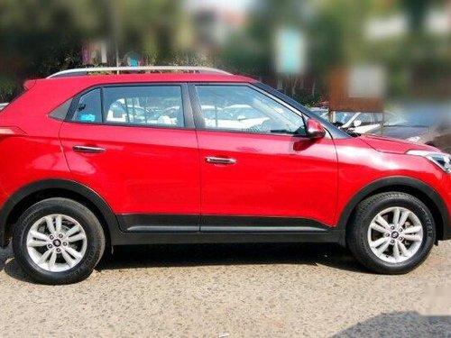 2015 Hyundai Creta 1.6 VTVT SX Plus Dual Tone MT in New Delhi
