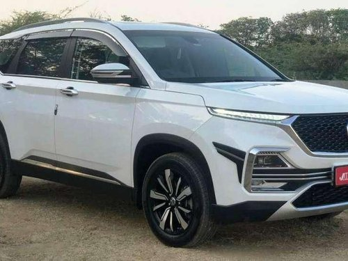 MG Hector, 2019, Diesel AT for sale in Ahmedabad
