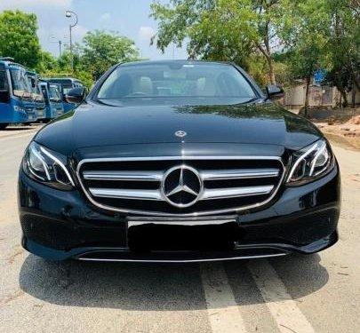 2018 Mercedes Benz E Class AT for sale in New Delhi
