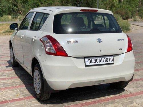 Maruti Swift LXI 2016 MT for sale in New Delhi
