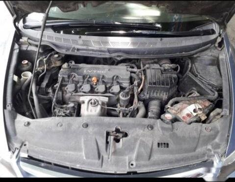Used 2006 Honda Civic 2006-2010 AT for sale in Hyderabad