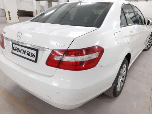 2010 Mercedes Benz E Class AT for sale in Ahmedabad-9