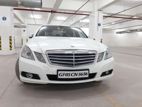 2010 Mercedes Benz E Class AT for sale in Ahmedabad-10