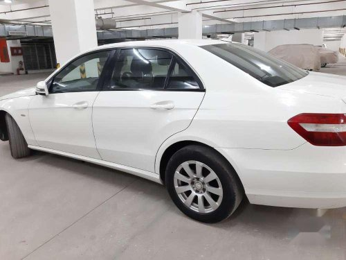 2010 Mercedes Benz E Class AT for sale in Ahmedabad-8