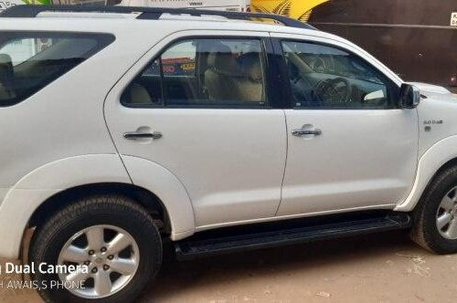 2010 Toyota Fortuner 2.8 4WD MT for sale in Hyderabad