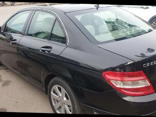 Used 2010 Mercedes Benz C-Class 220 AT for sale in Panchkula